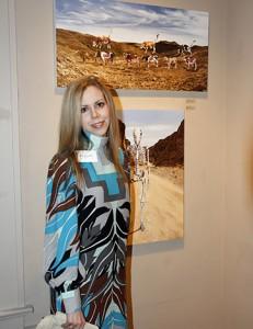 Artist Amy Guidry