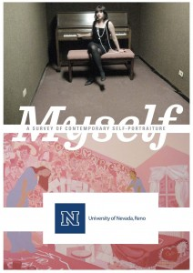 MYSELF exhibition, University of Nevada, Reno