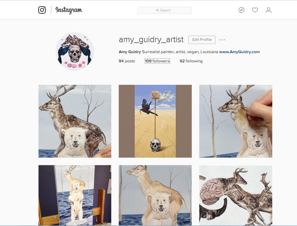@Amy_Guidry_Artist Instagram